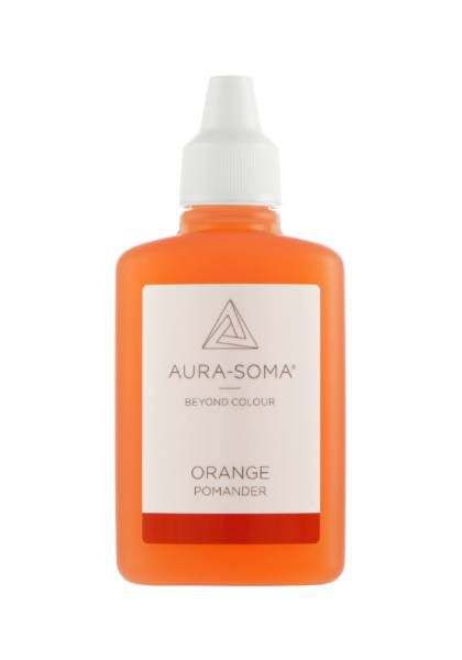 Pomander Orange P06 AURA SOMA