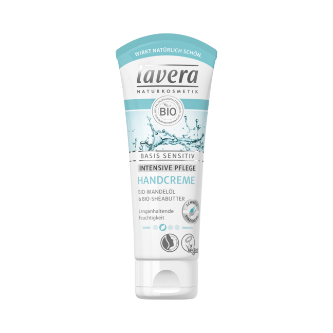 LAVERA basis sensitiv Handcreme dt