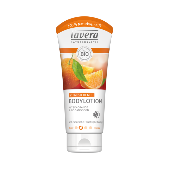 LAVERA Bodylotion Bio-Orange+Bio-Sanddorn